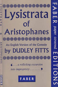 Lysistrata of Aristophanes by Dudley Fitts - 1962 - from Controcorrente Group srl BibliotecadiBabele and Biblio.com