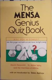 image of The Mensa Genius Quiz Book