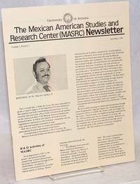 The Mexican American Studies and Research Center (MASRC) Newsletter: vol. 1, #2, April-May 1982