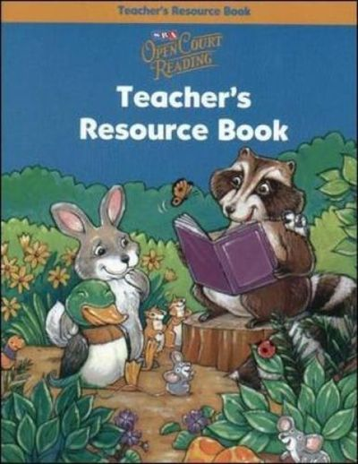 Open Court Reading Teacher S Resource Book Blackline Masters Grade Pre K By WrightGroup McGraw Hill Paperback From Good Deals On Used Books