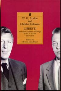 Libretti and Other Dramatic Writings