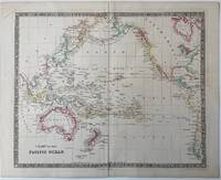 Chart of the Pacific Ocean