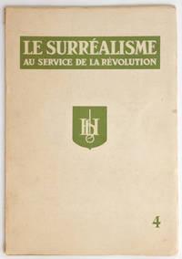 Le Surréalisme au service de la révolution. N° 4 [décembre 1931]