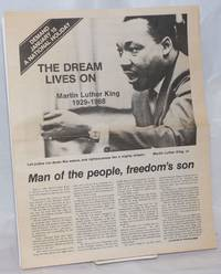 image of The dream lives on [Martin Luther King supplement to The Call newspaper, calling for January 15 to become a national holiday]
