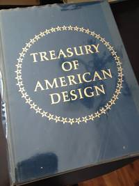 image of Treasury of American Design: A Pictorial Survey of Popular Folk Arts Based on Watercolor Renderings in the Index of American Design at the National Gallery of Art. [2 volumes]