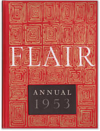 Flair Annual 1953. by  and others  Edgar Degas - Signed First Edition - 1952. - from Orpheus Books (SKU: 16180-2)