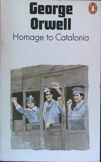 Homage to Catalonia Book in Japanese