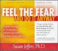 image of Feel the Fear and Do It Anyway [4 CD's] [Read by the Author]