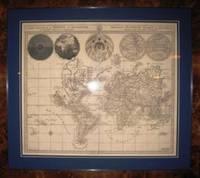 Carte Generale du Monde, ou Description du Monde Terrestre & Aquatique