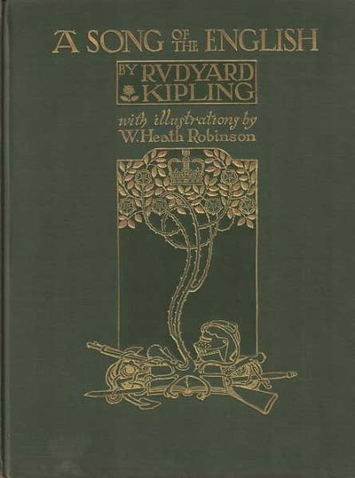 New York: Doubleday, Page & Company, 1909. First American edition. Hardcover. Very good. W. Heath Ro...