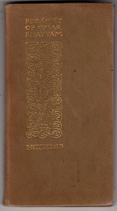Portland : Mosher Press , 1904. Later printing. Leather bound. Very good. 56pp., 2-7/8