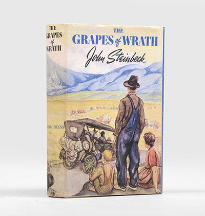 mythical journey grapes wrath Get free homework help on john steinbeck's the grapes of wrath: book summary, chapter summary and analysis, quotes, essays, and character analysis courtesy of cliffsnotes.