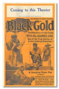 [Publicity Campaign Pressbook for:] BLACK GOLD