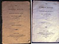The Family Altar: Translated from the Fench, By a Young Lady, of Trenton, N.J. Revised by the Editors by (Children's Book) - Paperback - 1834 - from Certain Books, ABAA (SKU: 17152)