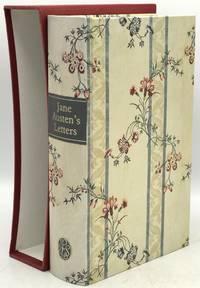 [LITERATURE] JANE AUSTEN'S LETTERS