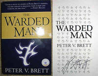 The Warded Man (Demon Cycle #1) by Peter Brett - Paperback - Signed First Edition - 2009 - from The King Crab and Biblio.com