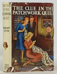 The CLUE In The PATCHWORK QUILT.  The Judy Bolton Mystery Series #14