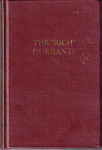 The Descendants of Joseph Edward Durrant by  Kay Roblyer Eyre - Hardcover - 2000 - from Browsers Uncommon Books (SKU: 8062019166)