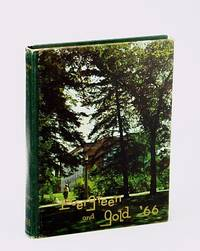 Evergreen and Gold '66: 1966 Student Yearbook of the University of Alberta