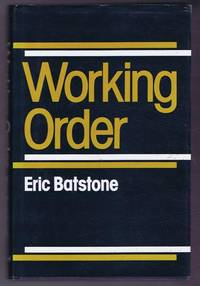 Working Order: Workplace Industrial Relations over Two Decades