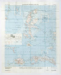 AAF Cloth Map - South West Pacific Area. No. 20, Amboina [recto]. [Together with] No. 21, Halmahera