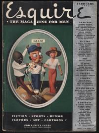 An Alcoholic Case in Esquire Magazine Vol. 6, No. 8, (February 1937).