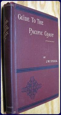 RAND MCNALLY AND CO.'S NEW GUIDE TO THE PACIFIC COAST, SANTE FE ROUTE. California, Arizona,...