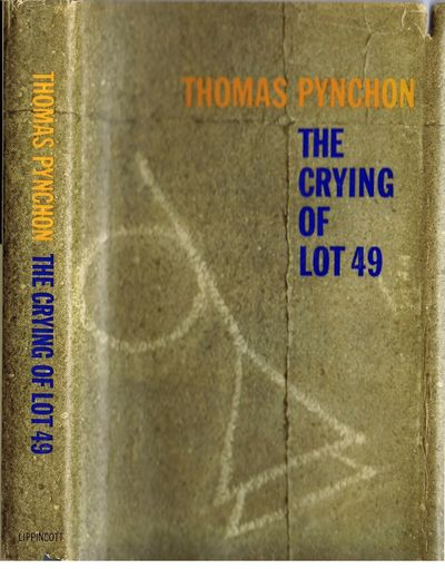 collectible copy of The Crying of Lot 49