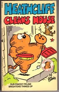 Heathcliff Cleans House