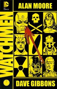 image of Watchmen: The Deluxe Edition HC