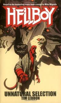 Hellboy: Unnatural Selection (Hellboy (Pocket Star Books))