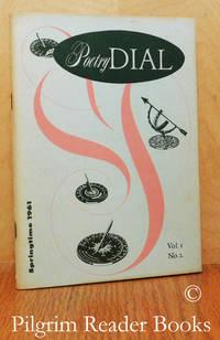 image of Poetry Dial. Springtime. Vol. 1, No. 2.