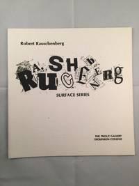 Robert Rauschenberg  Surface Series