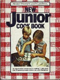New Junior Cook Book Better Homes and Gardens