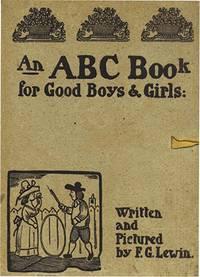 ABC BOOK FOR GOOD BOYS & GIRLS