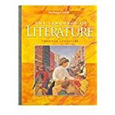 9780618690206 Language Of Literature American Literature