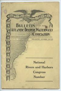 image of Bulletin of the Atlantic Deeper Waterways Association: National Rivers and Harbors Congress Number