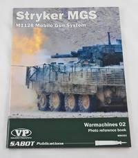 SABWM002 SABOT/Verlinden Publications Warmarchines #2: Stryker MGS
