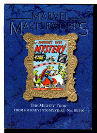 image of MARVEL MASTERWORKS Volume 18 : The MIGHTY THOR from JOURNEY INTO MYSTERY Nos. 83-100.