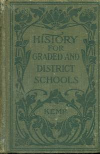 image of History For Graded And District School