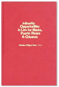 Minority Opportunities in Law for Blacks, Puerto Ricans, & Chicanos