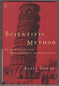 Scientific Method An Historical And Philisophical Introduction