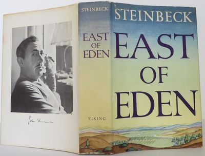 Viking Press, 1952. 1st Edition. Hardcover. Near Fine/Very Good. FIRST EDITION of John Steinbeck's