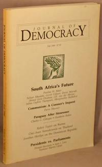 image of Journal of Democracy, Fall 1990.