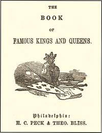 BOOK OF FAMOUS KINGS AND QUEENS