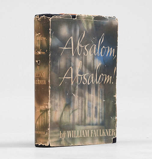 a summary of the novel absalom absalom by william faulkner Faulkner absalom absalon pdf is a southern gothic novel by the american author william faulkner, first published in 1936 taking place before, during, and after taking place before, during, and after.