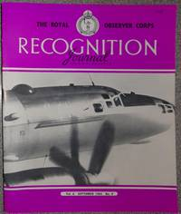 The Royal Observer Corps Recognition Journal September 1964 Vol 6 No 9