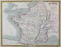 La Gaule [France], Monin, ca.1844