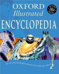 CHILDRENS ILLUSTRATED ENCYCLOPEDIA [Oct 29, 1998]
