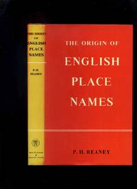 The Origin of English Place-Names